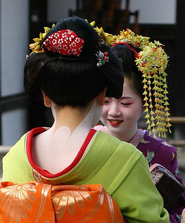 1_Geisha