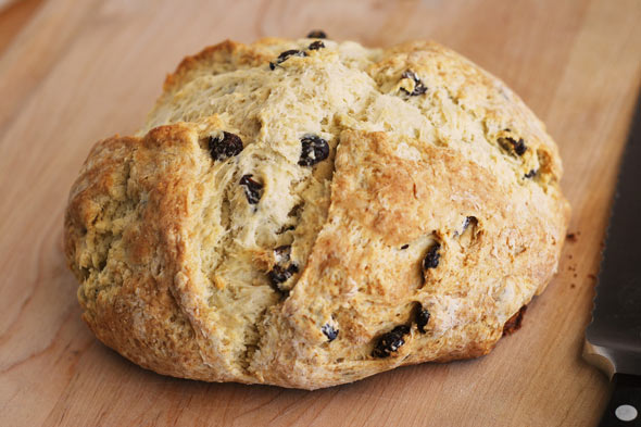 5_ soda bread