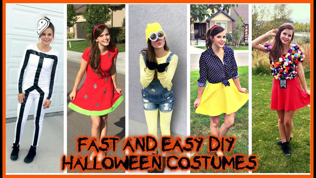 3 Super Cute Halloween Costume Ideas Hb In Retrospect